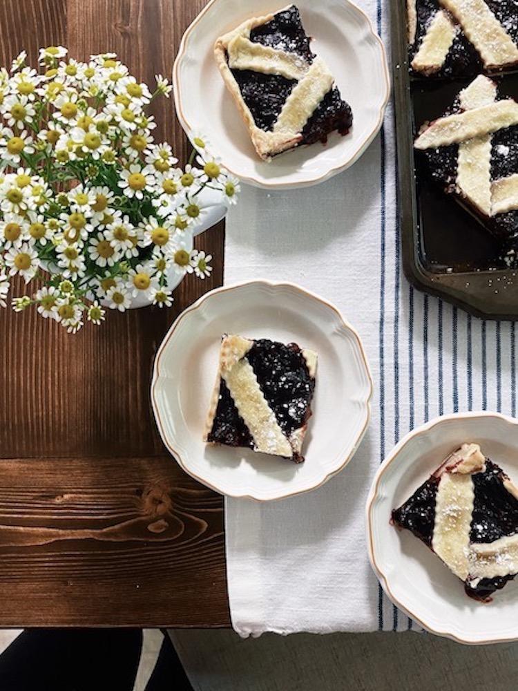 Recipe for Blueberry Pie Filling Fresh Wanderings