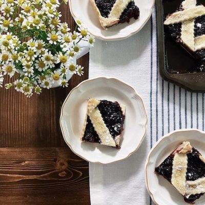 A Delicious Recipe for Blueberry Pie Filling